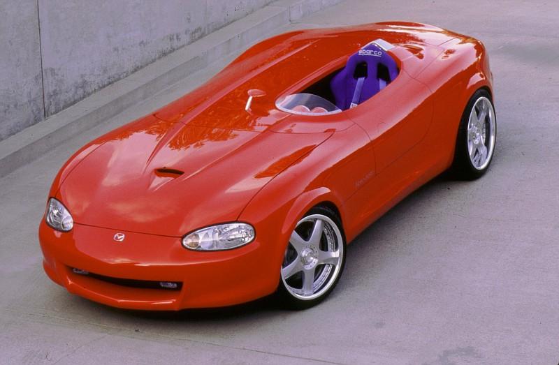 "Mazda\'s Miata Mono Posto (translation: ""one seat""), was the first ..."