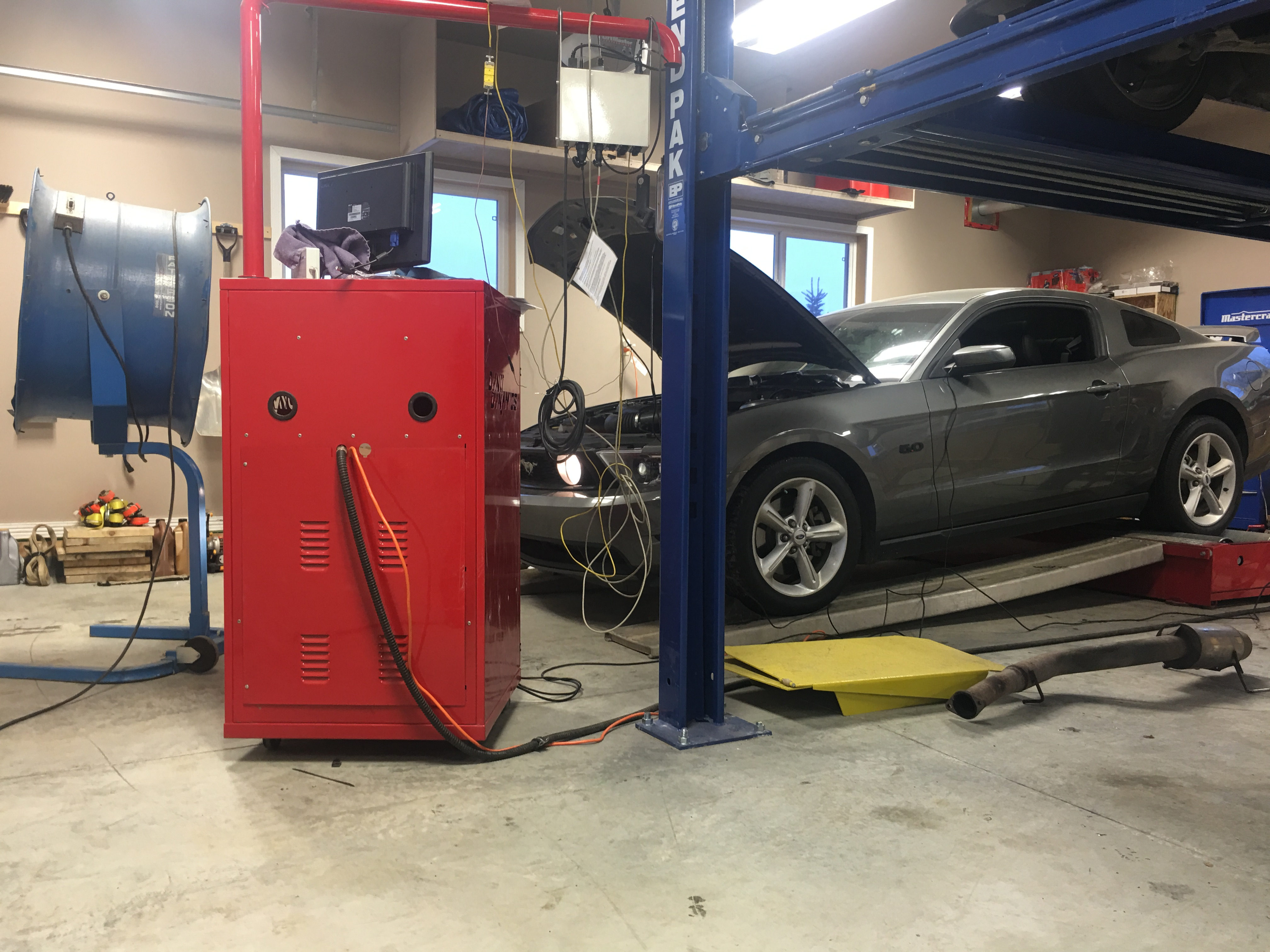Some more Dyno tuning pictures!