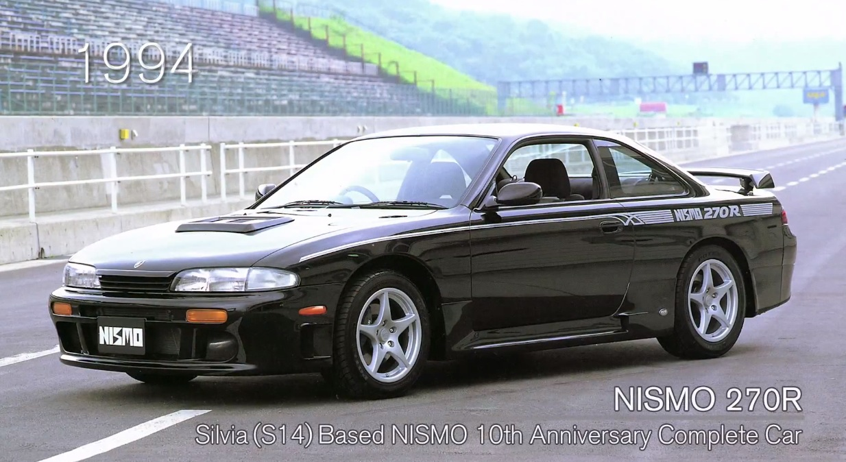 Nissan Silvia S14 270r Nismo 1998 240sx For Sale Blog
