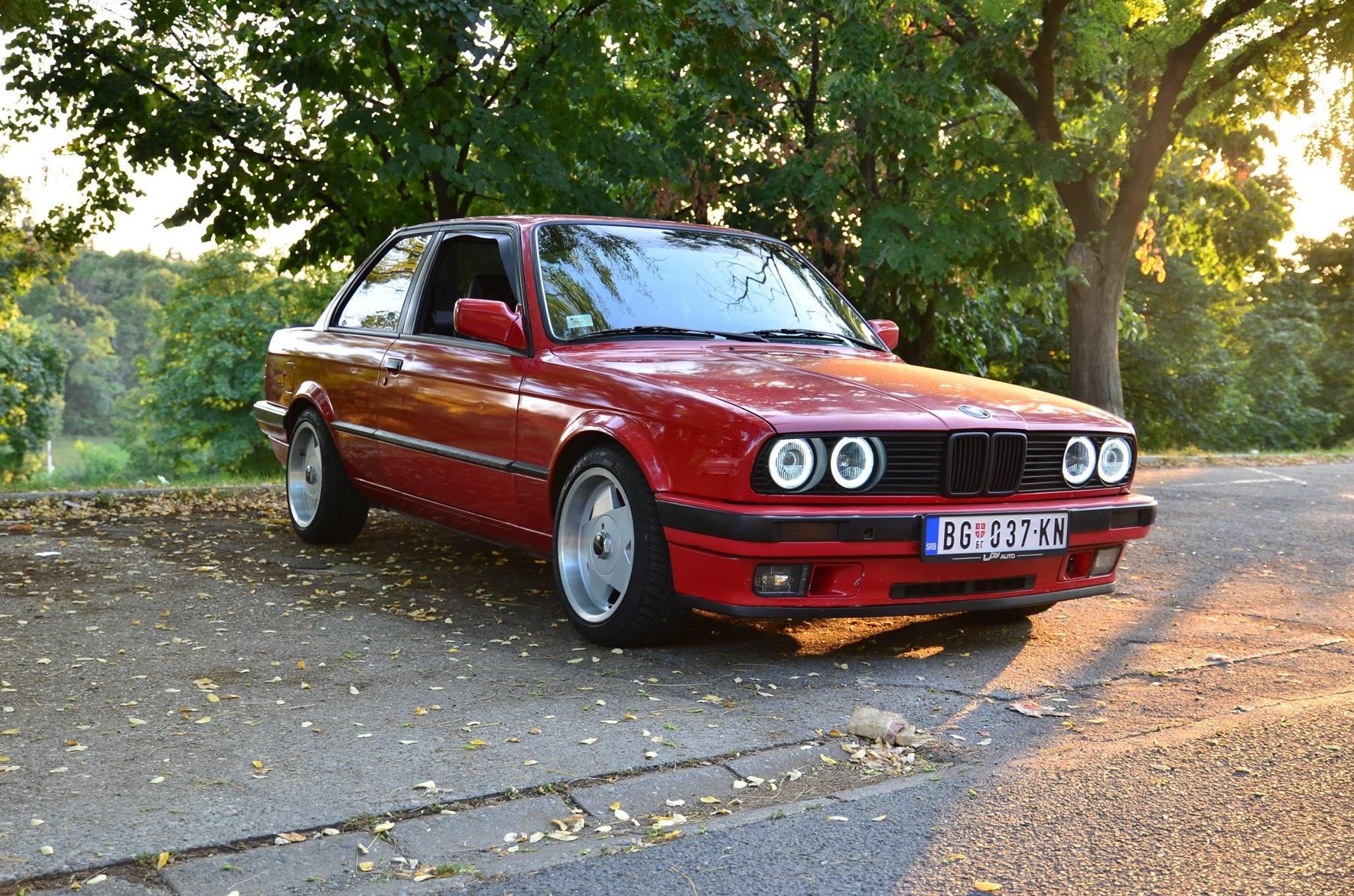 BMW E I - Bmw 1989 e30