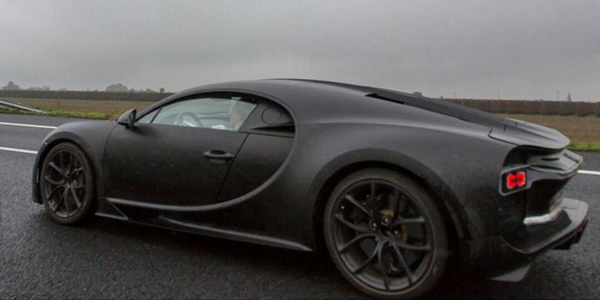 The Bugatti Chiron Concept Looks And Is Cool And Awsome - Cool cars bugatti