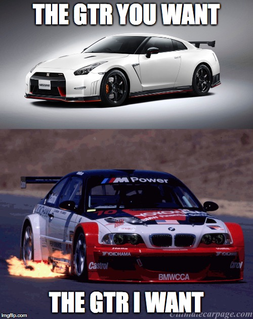 The Beautiful Bmw M3 E46 Gtr