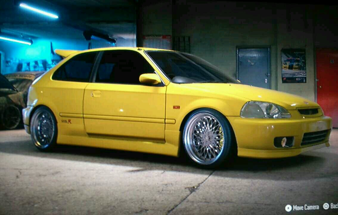anyone play need for speed this is my honda civic 2000. Black Bedroom Furniture Sets. Home Design Ideas