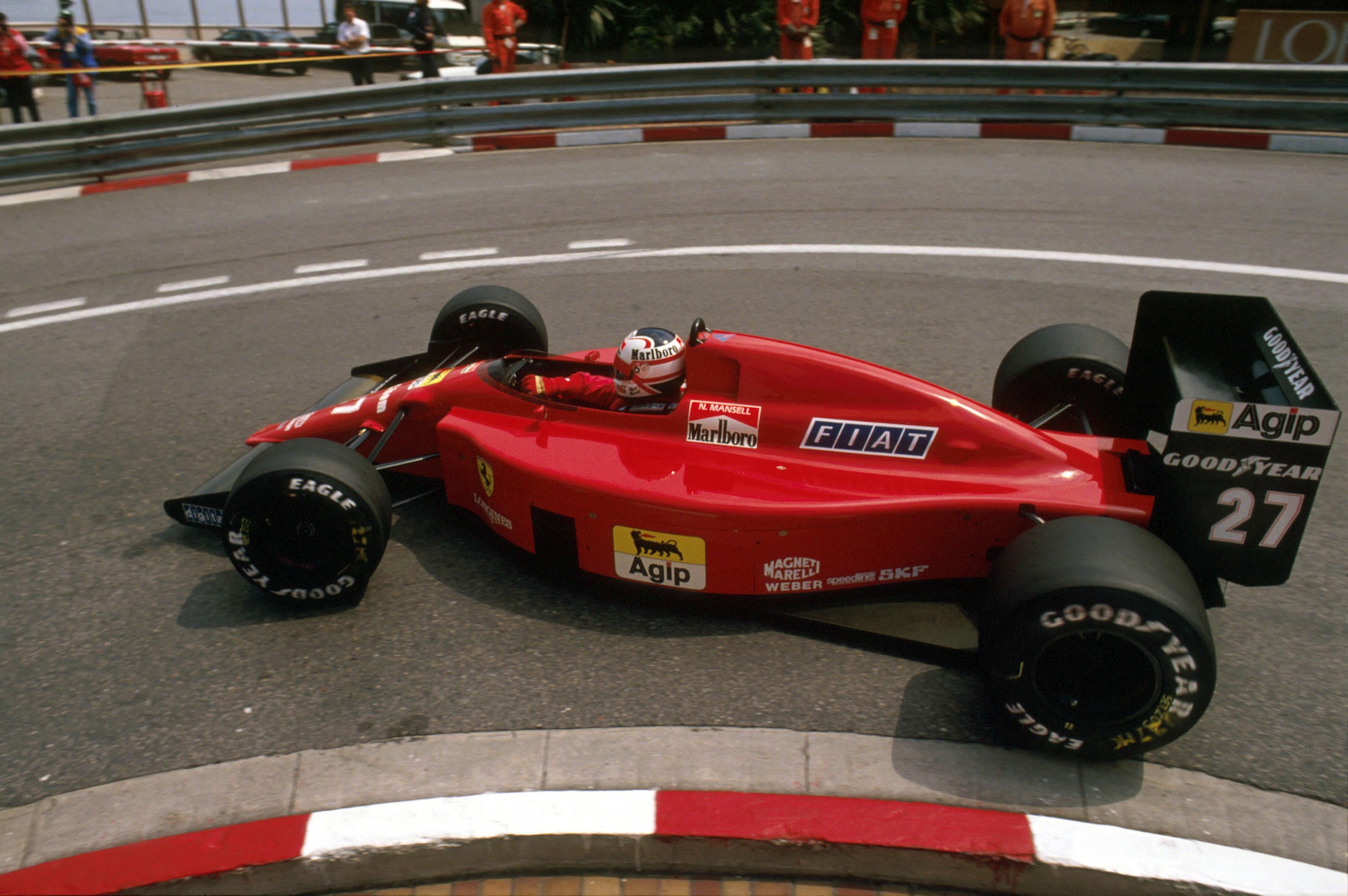 Sequential Sorrow 1989 Ferrari 640