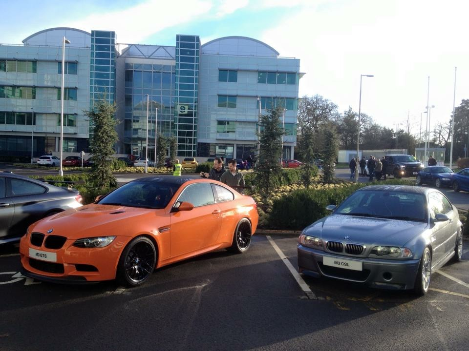 e46 m3 csl vs e92 m3 gts wich would you pick bmw service uk. Black Bedroom Furniture Sets. Home Design Ideas