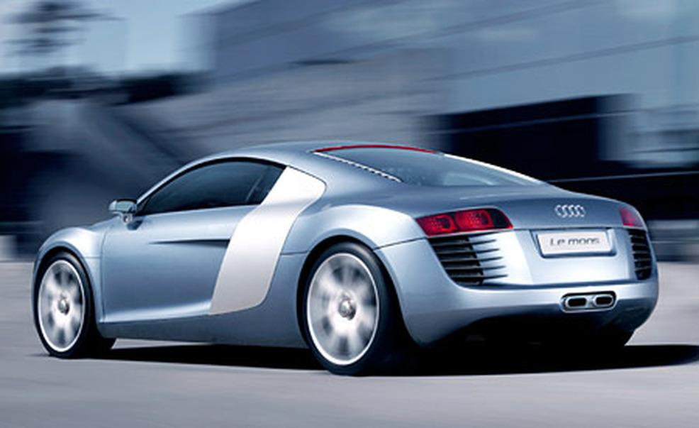 Audi   The Concept For The Audi R8   Concept Cars