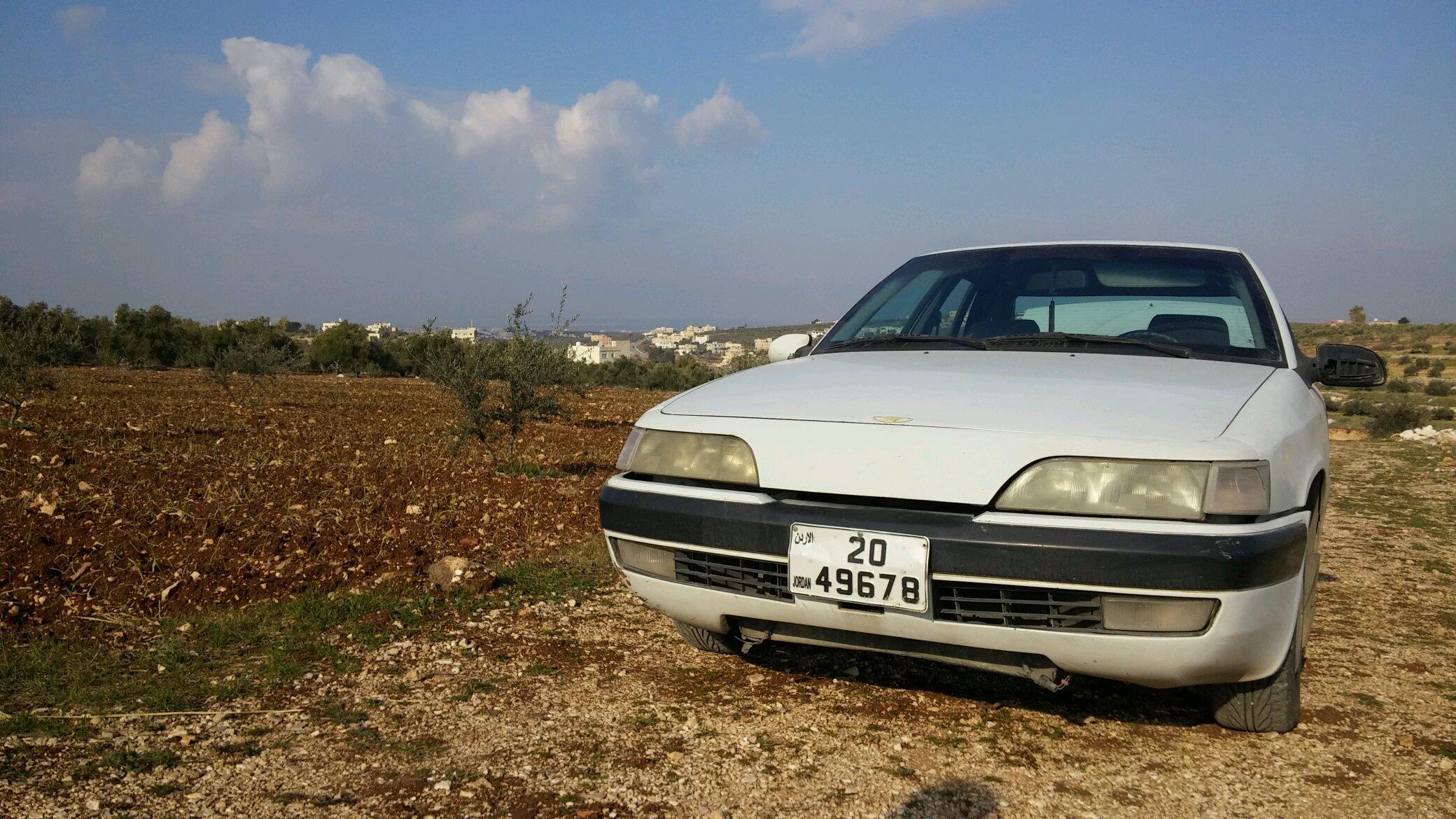 1993 Daewoo Esro