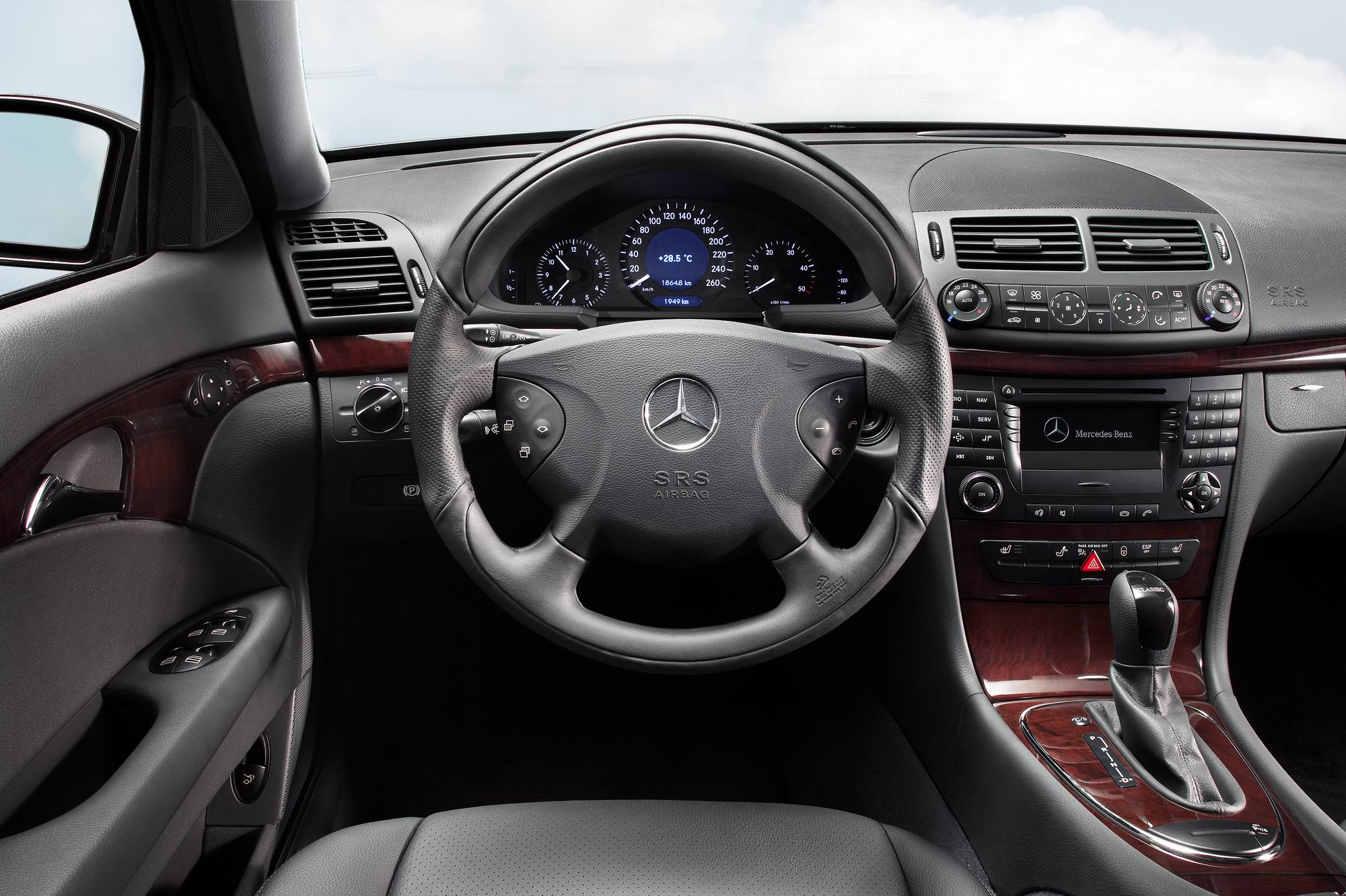 Why Do Most Mercedes Models Suffer From An Offset Steering