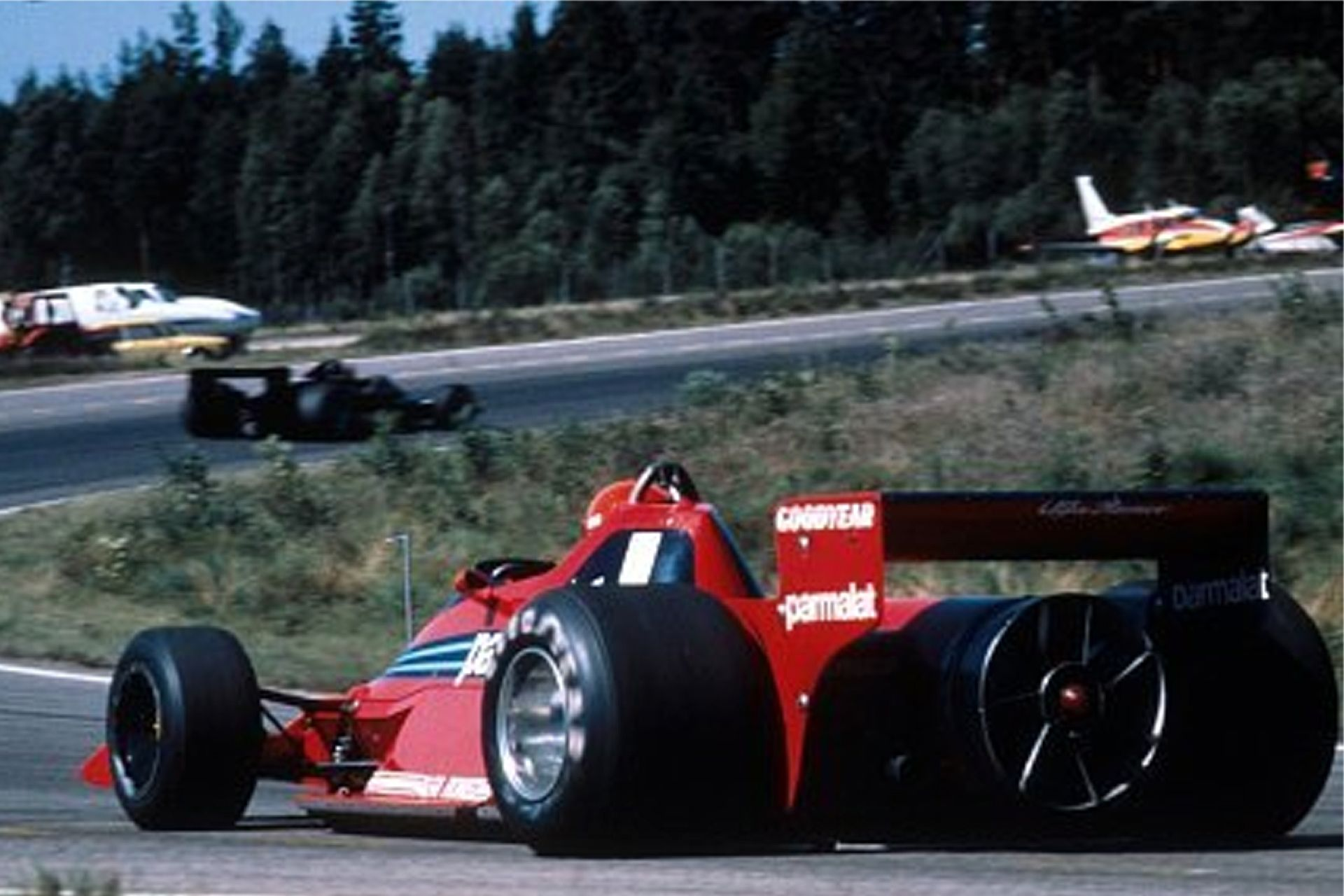 Winning Sucks - 1978 Brabham BT46B
