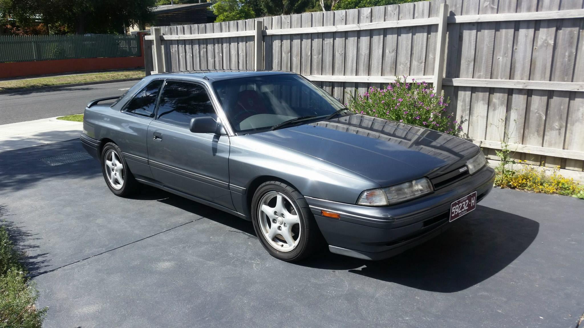 1990 Mazda Mx6 Turbo