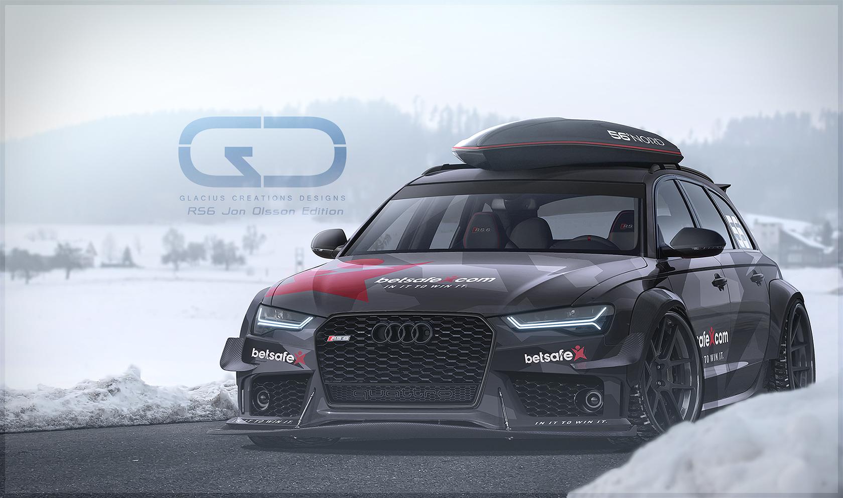 Rs6 Audi Jon Olsson Edition