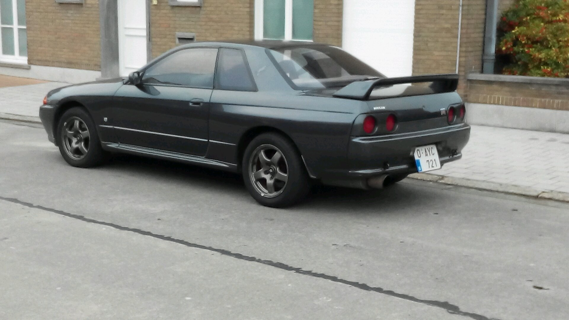 1990 nissan gtr r32. Black Bedroom Furniture Sets. Home Design Ideas