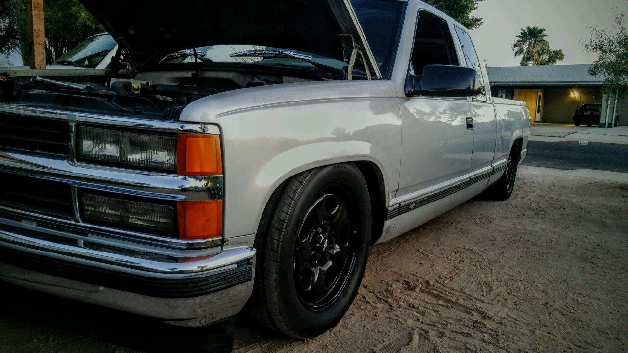 Silverado 95 chevy silverado : 95 chevy Silverado