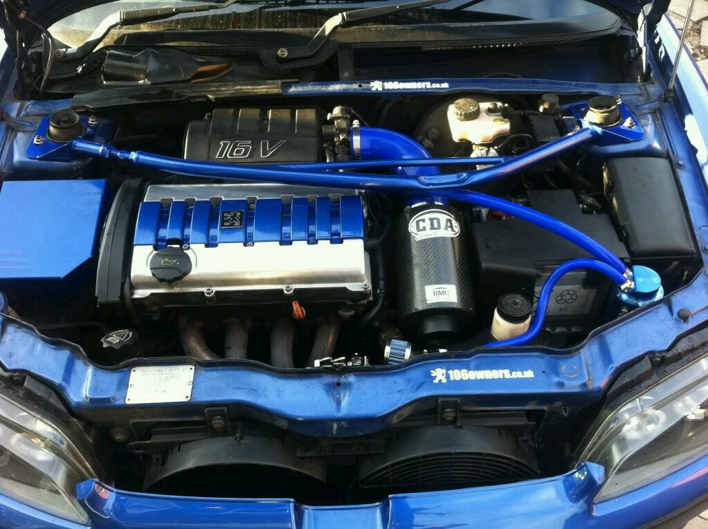 supercharged cobalt peugeot 106 gti look sweet right?