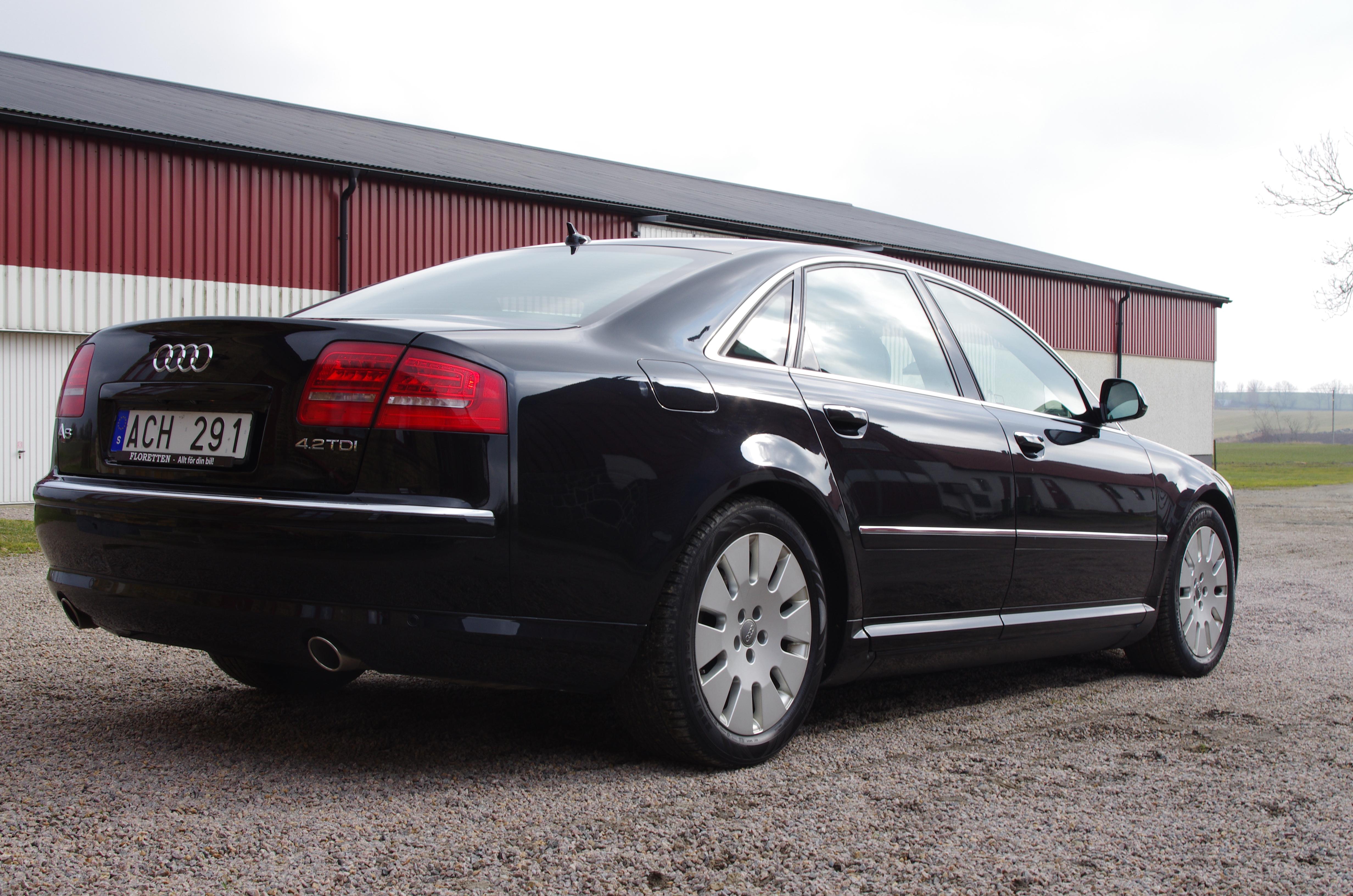 Kelebihan Kekurangan Audi A8 4.2 Quattro Perbandingan Harga