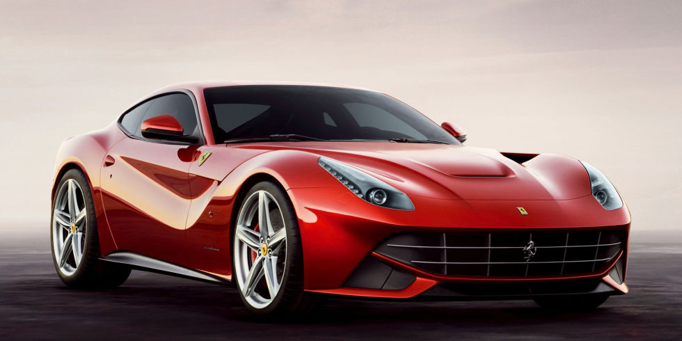 The 5 Best Front Engined Ferraris