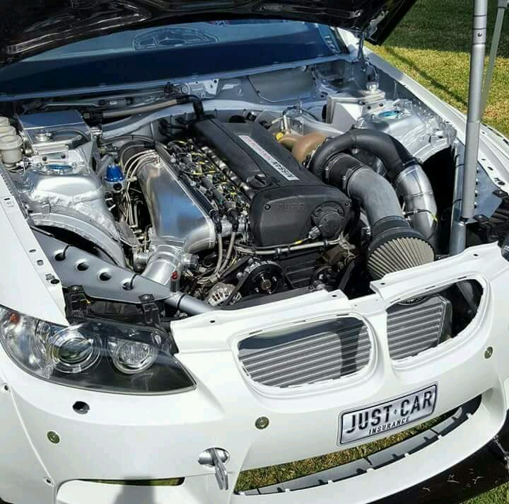 E92 With Rb26 Swap