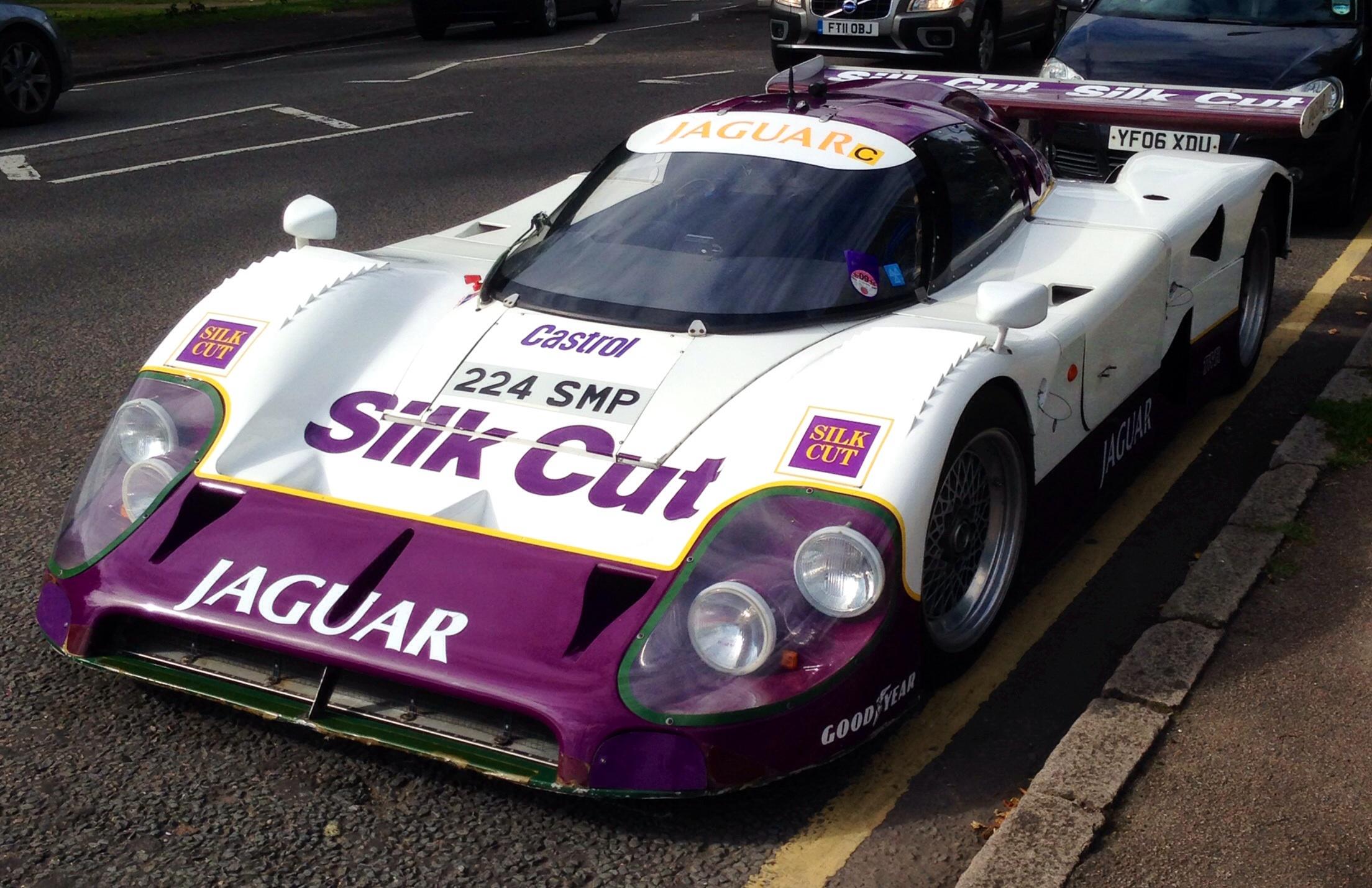 Jaguar Xjr 9 Road Car - Liam Medina