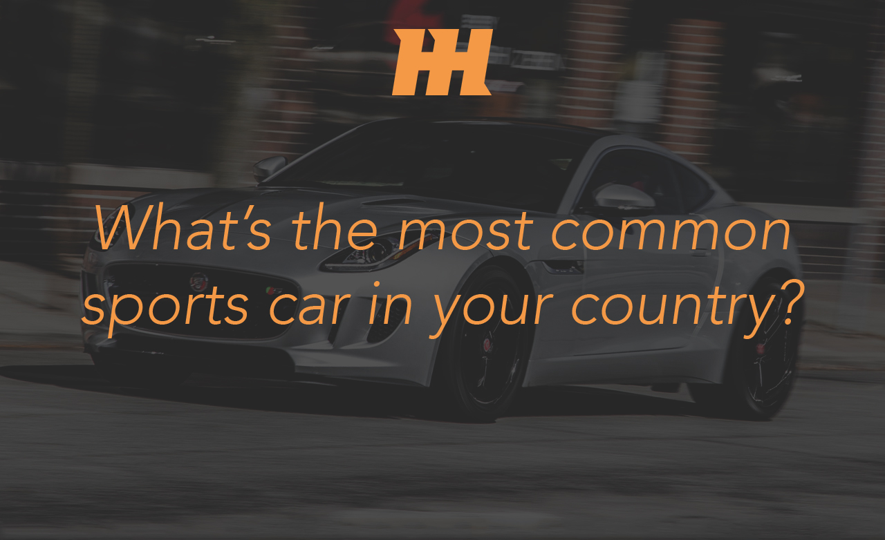 In Romania Is Just An Overload Of Porsche S Whats The Most - Common sports cars