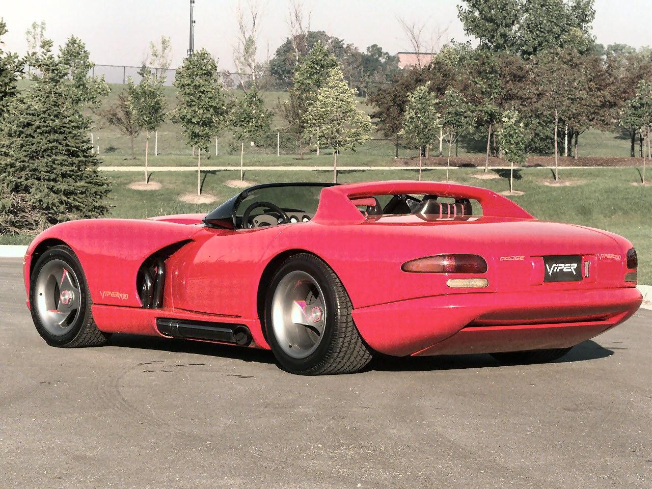 39 89 dodge viper rt 10 concept just look at those rear wheels. Black Bedroom Furniture Sets. Home Design Ideas