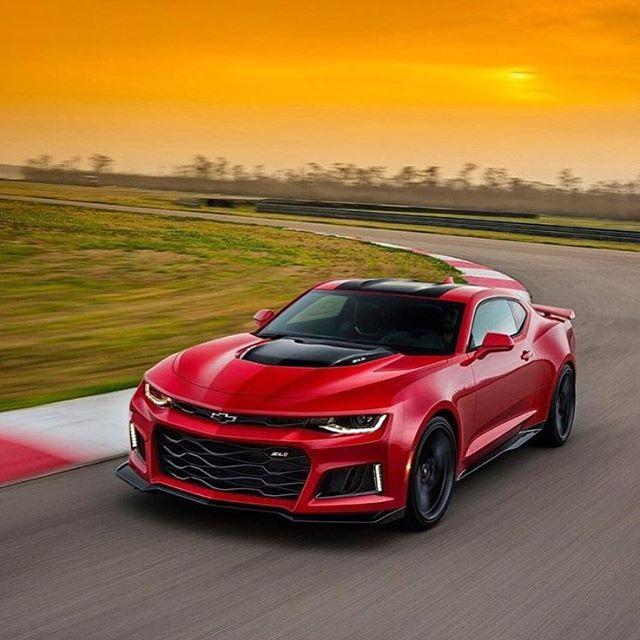 Chevrolet Camaro Ft Supercharged
