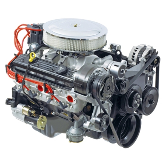 350 Chevy Engine In Jaguar: What Are Some Engines That Can Have A Lot Of Power