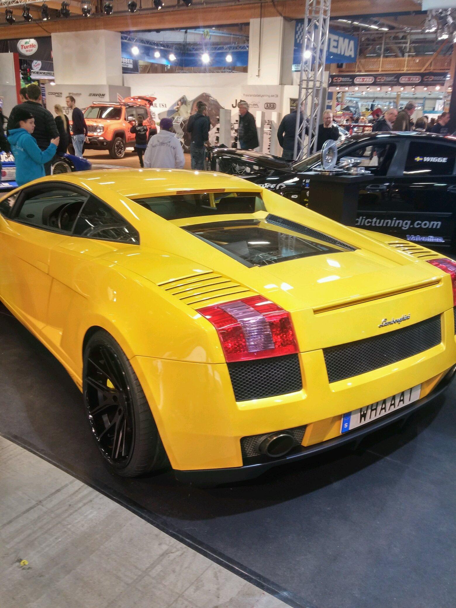 Super hot cars at elmia motorsport show WHAAAT!