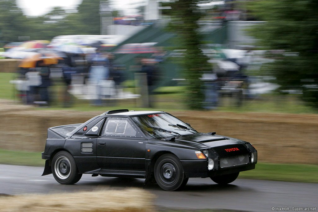 Phantom Toyota Mr2 Group B Rally Car More Info Below
