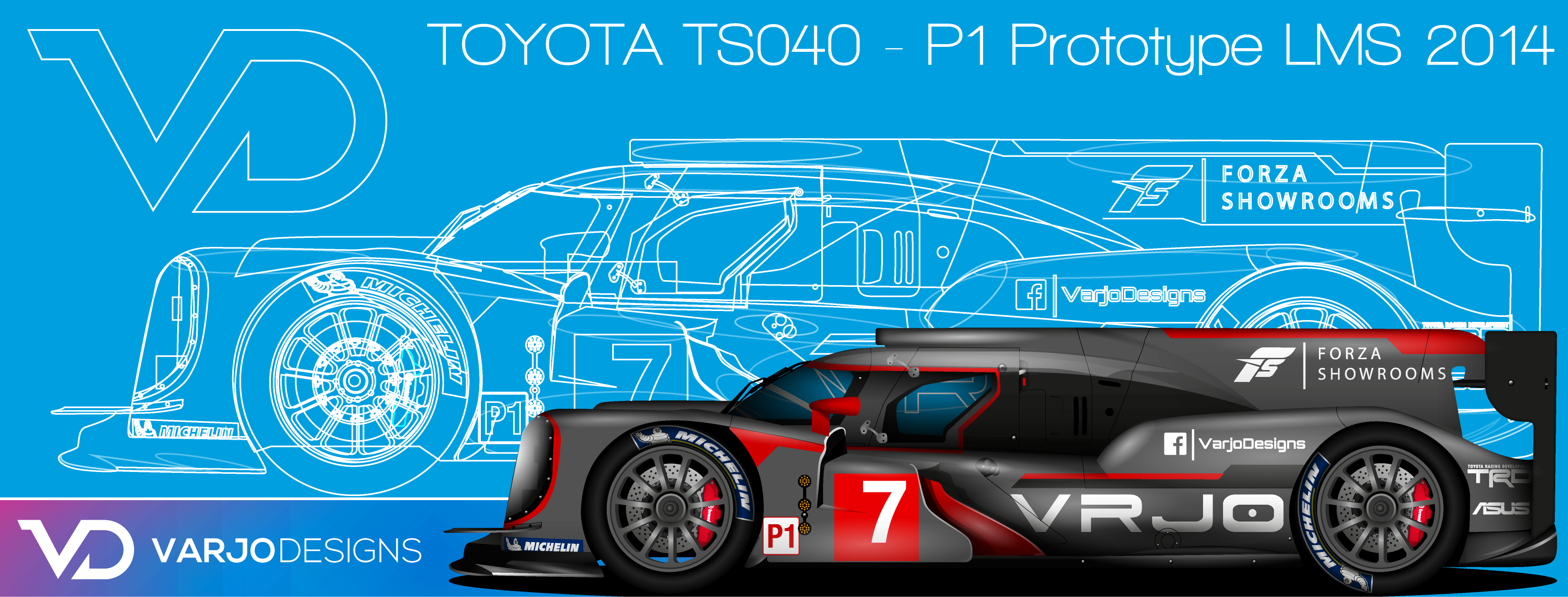 Ts040 blueprint graphic and new logo ts040 blueprint graphic and new logo car art malvernweather Choice Image