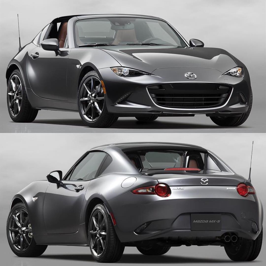 What Do You Guys Think Of The New Mazda MX-5 RF?