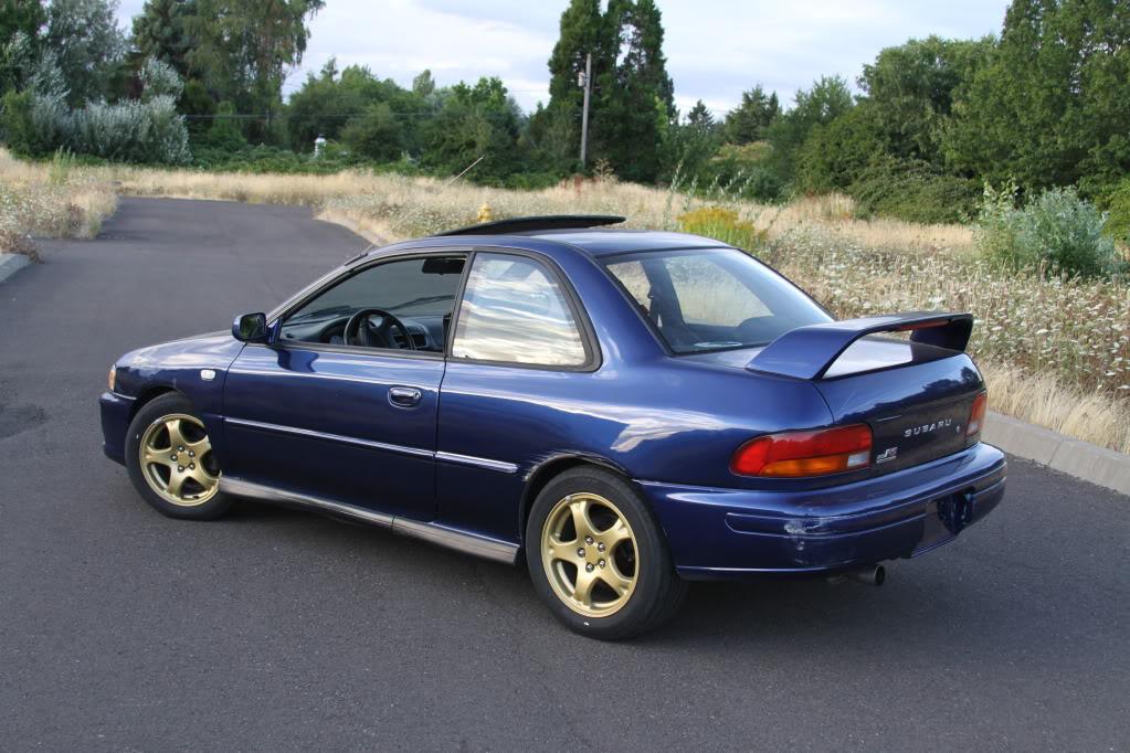Subaru 2.5 Rs For Sale >> 2000 Subaru Impreza 2 5 Rs