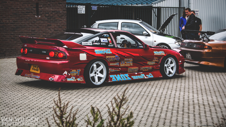 Nissan 240sx Drift Build