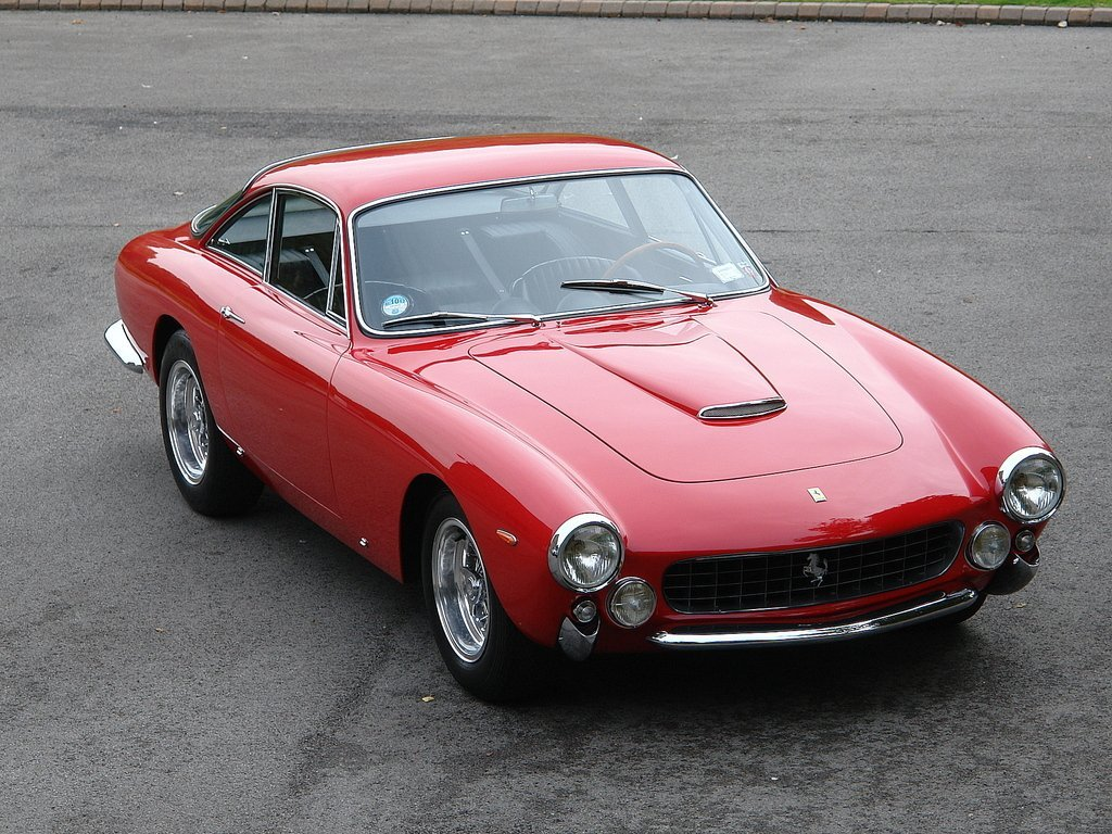 Would it be possible to build a 60s Ferrari replica at home?