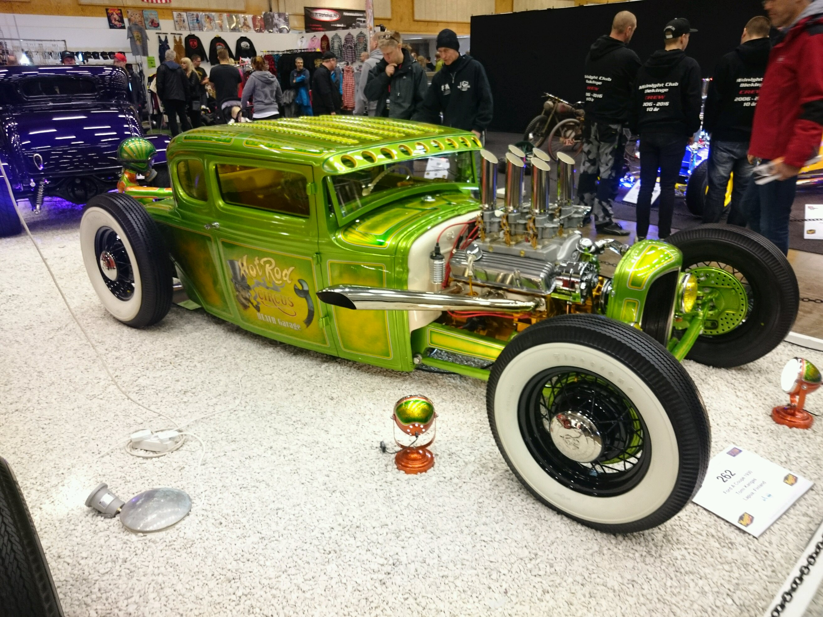 Richard Rawlings new hot rod! What do you guys think about it?! I ...