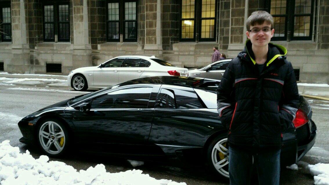 Lamborghini   Lamborghini Murcielago At Gold Coast Auto Gallery In Chicago  IL   Car Spotting