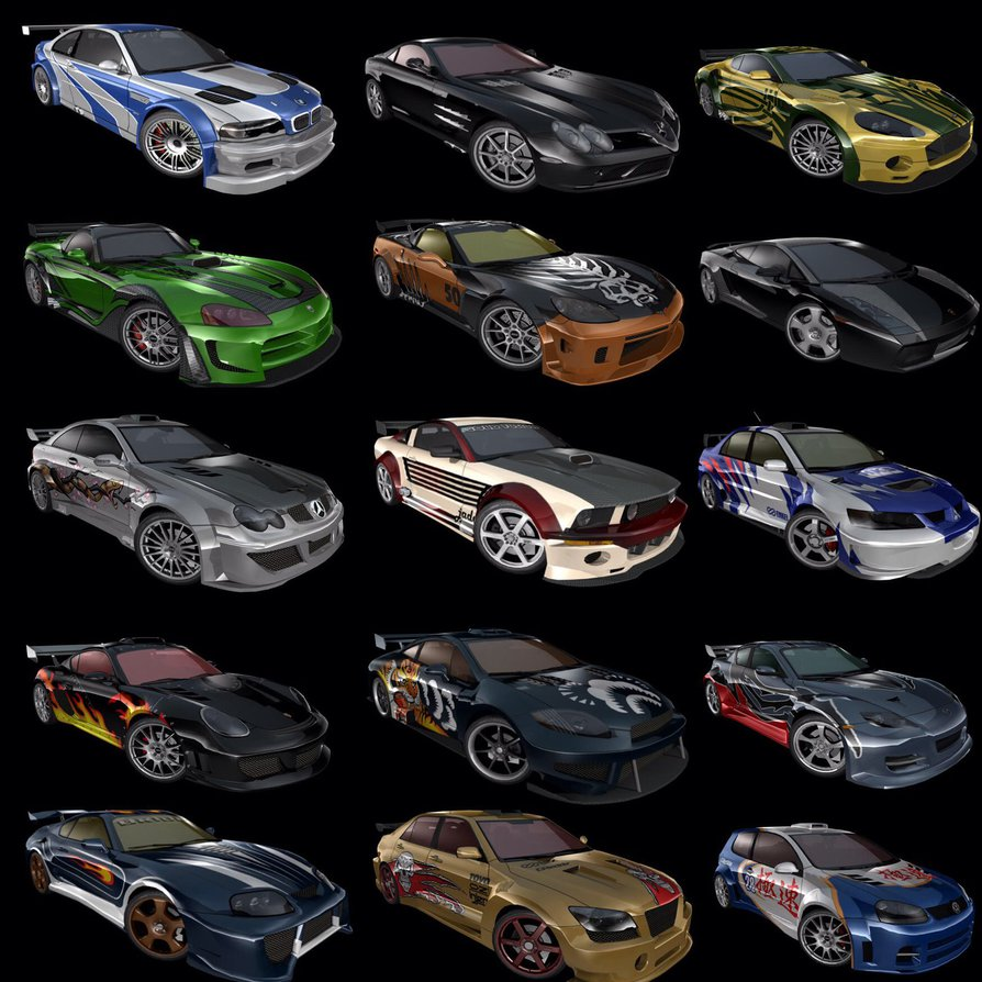 all of the cars of the characters in the original need for speed most wanted which would you take. Black Bedroom Furniture Sets. Home Design Ideas
