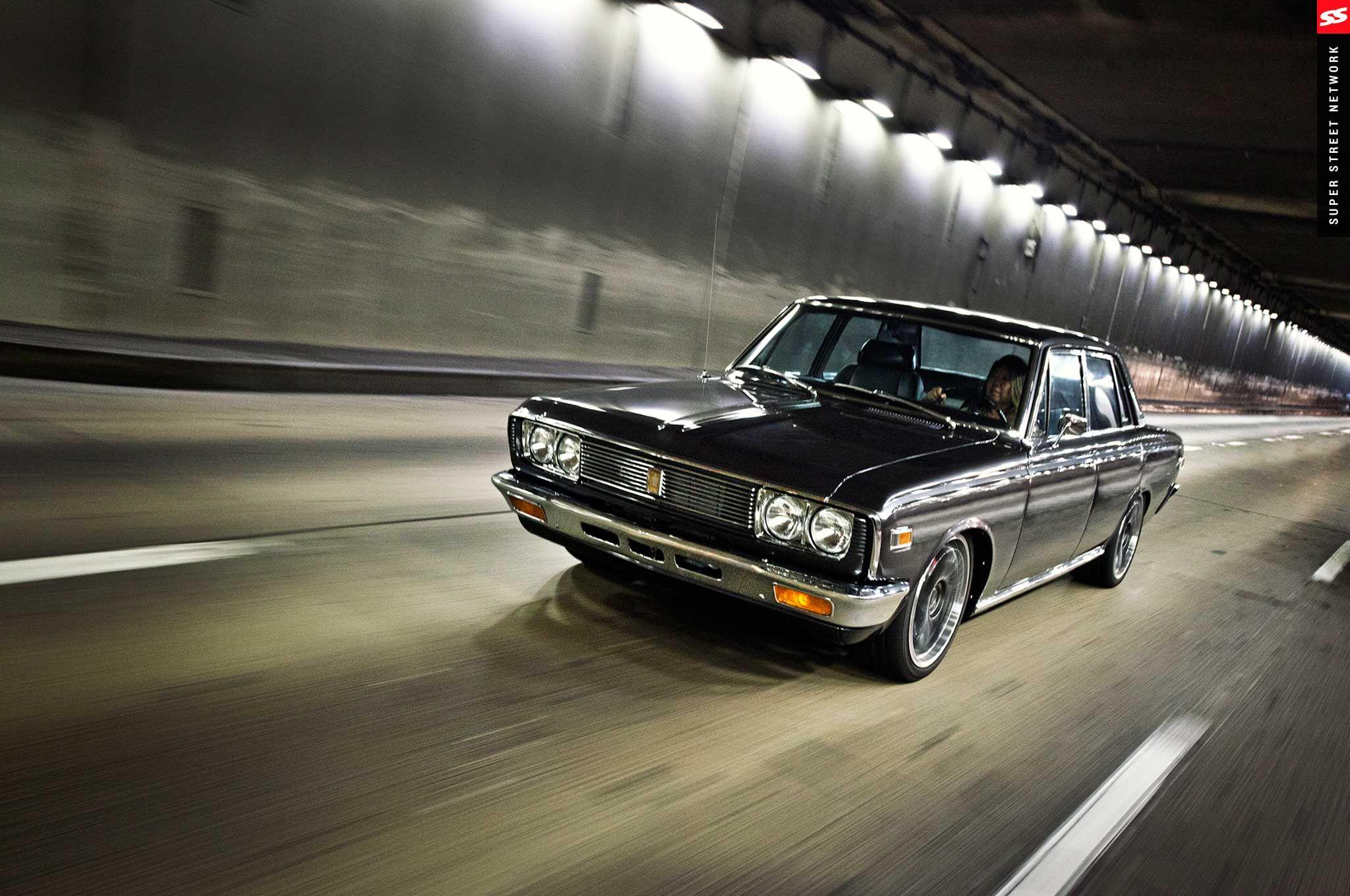 Kelebihan Toyota Crown 1970 Review