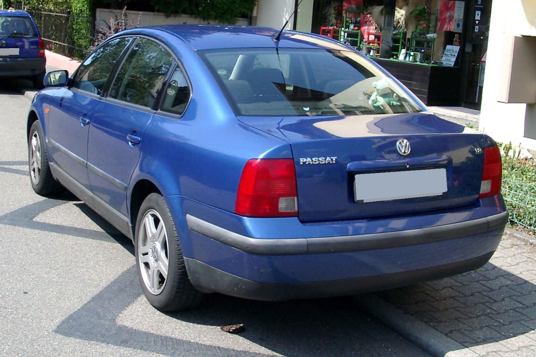 volkswagen passat (b5)+