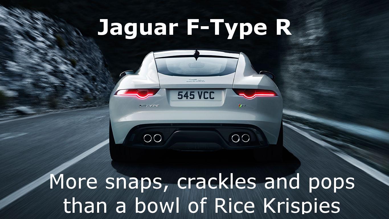 Jaguar   Jaguar F Type R V8 Engine Sound   Memes