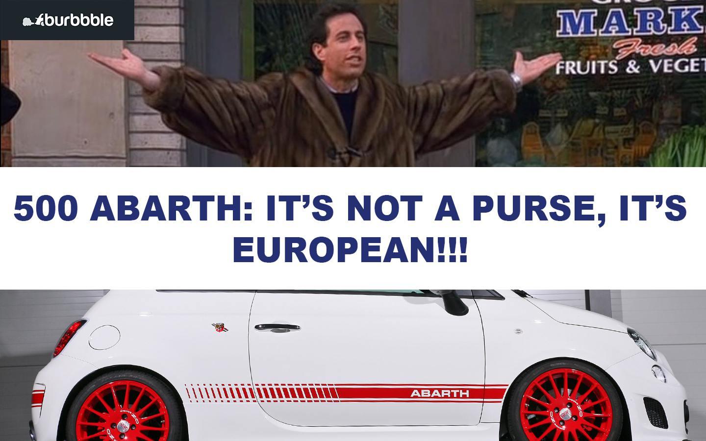21ca03ba5bfb2da893777424c907f2fd fiat 500 abarth the european carry all