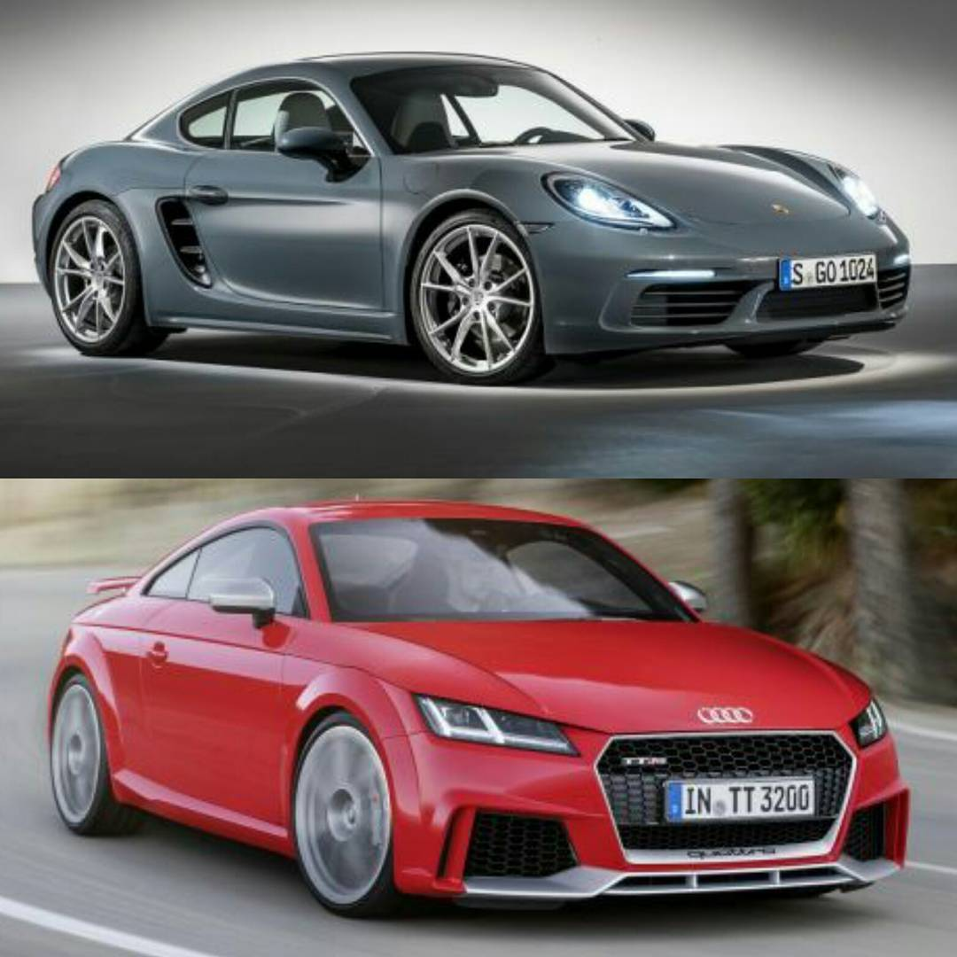 Two Major Sports Cars Released Today. On The Day Porsche