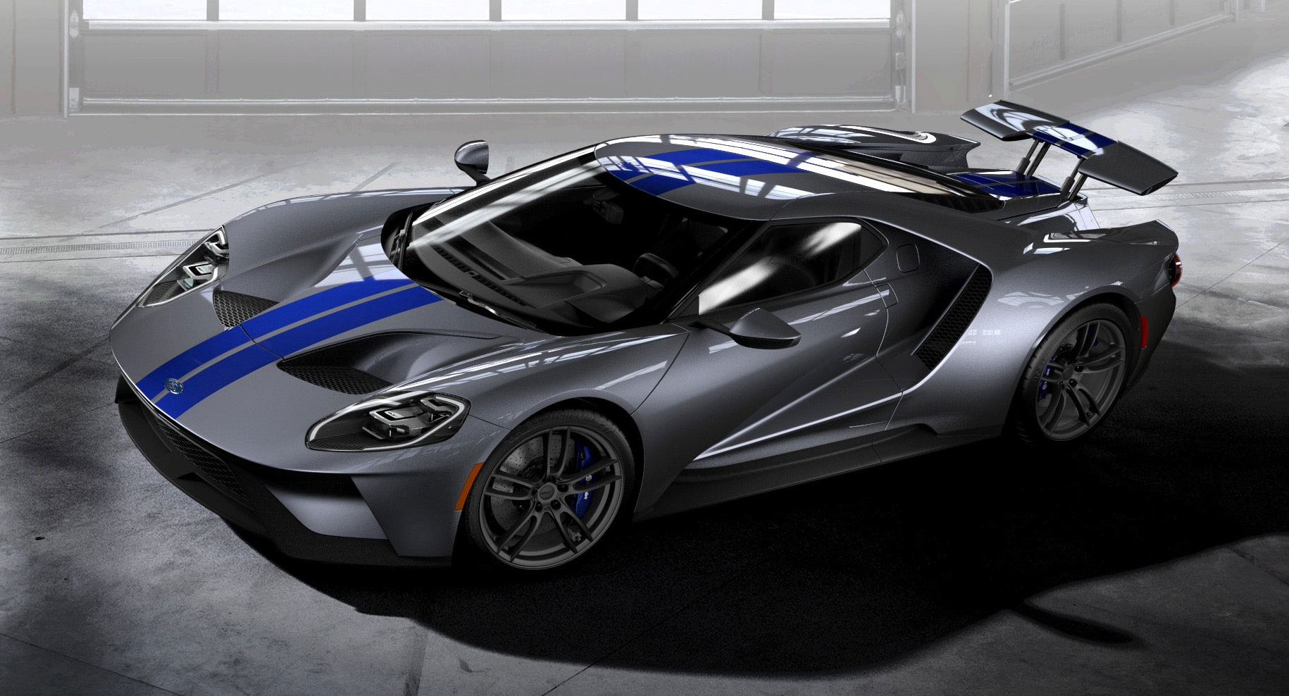 Ford Ford Gt Configurator Heres How Id Have My Ford Gt