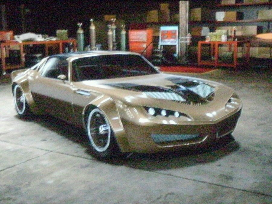 Am I The Only One Who Thinks That The Wide Body Kit For A 79 Firebird In Midnight Club L A