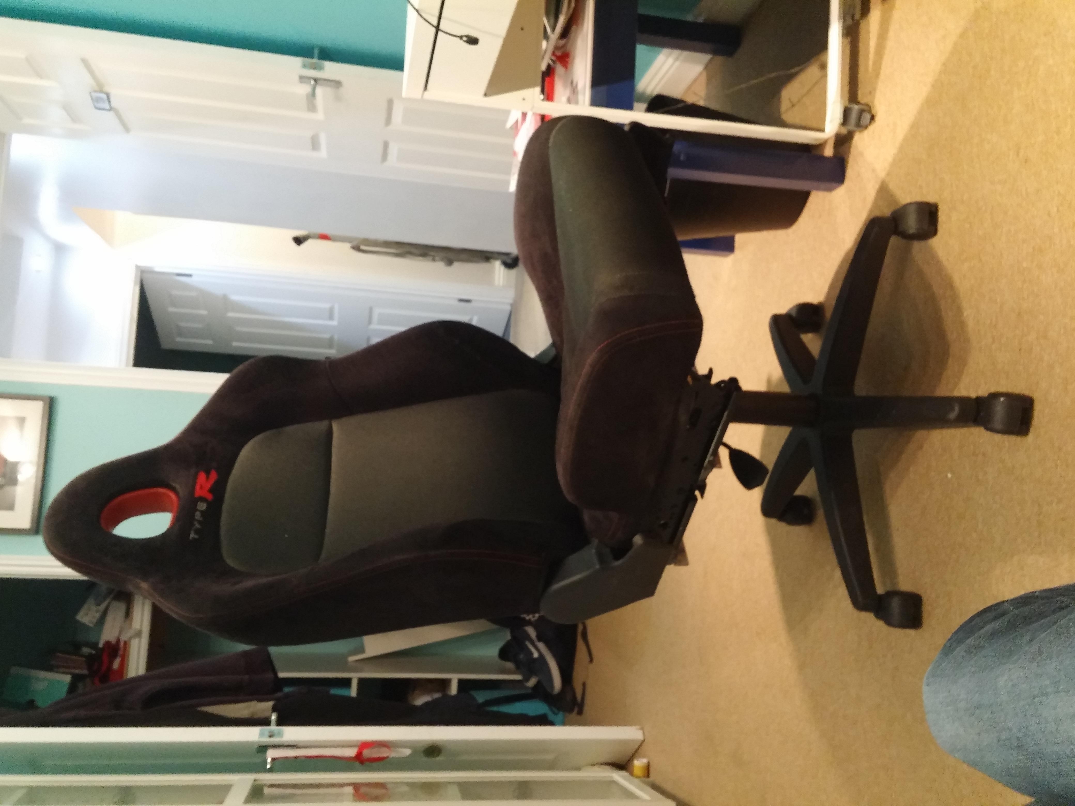 Enjoyable How To Build An Car Seat Gaming Seat Inzonedesignstudio Interior Chair Design Inzonedesignstudiocom