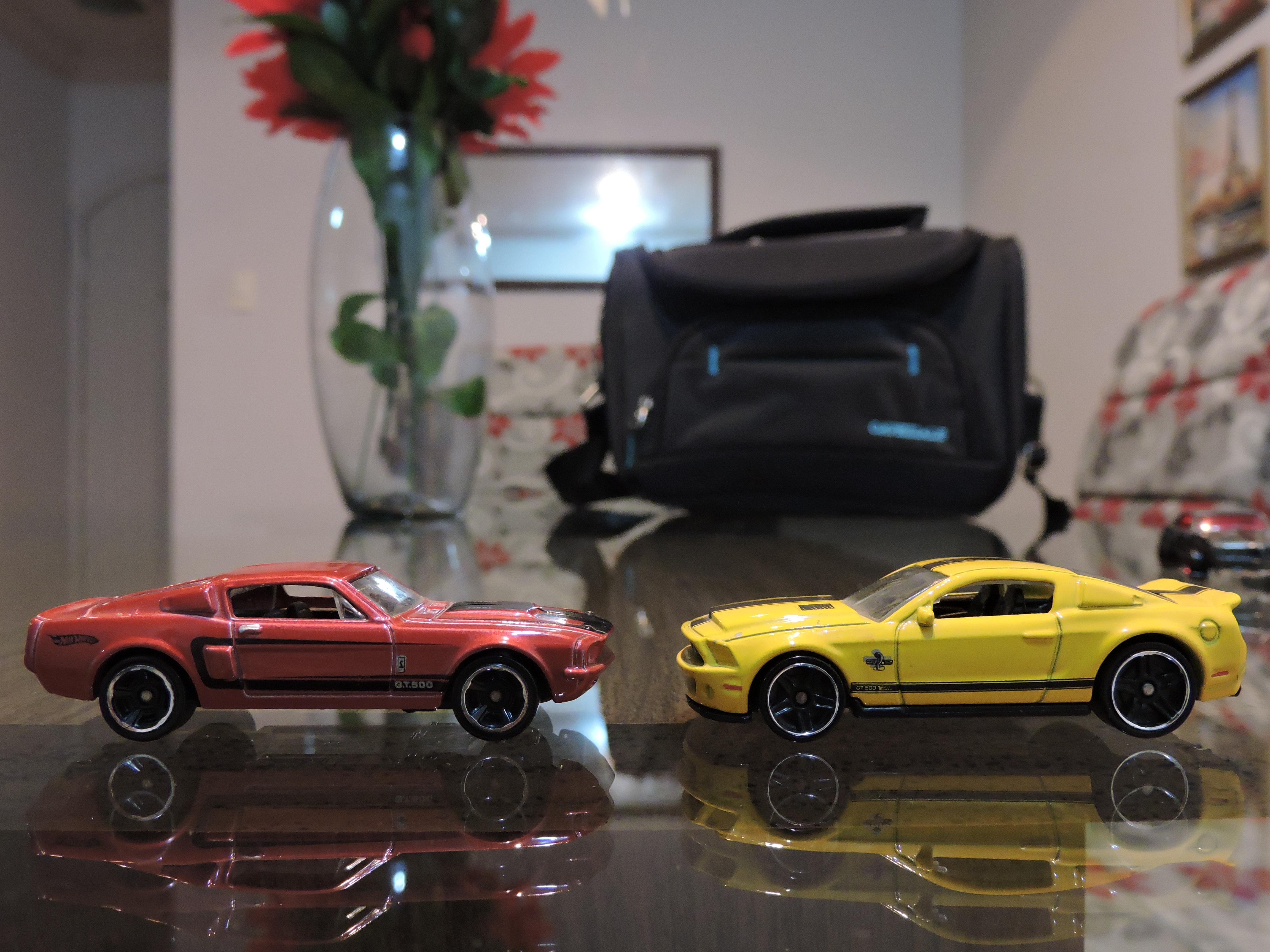 Toy Car Photoshoot