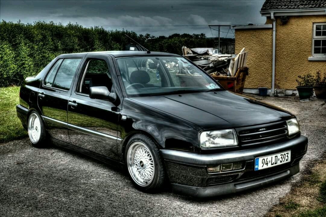 My Old Vento Back When I Spent All My Money On Polish