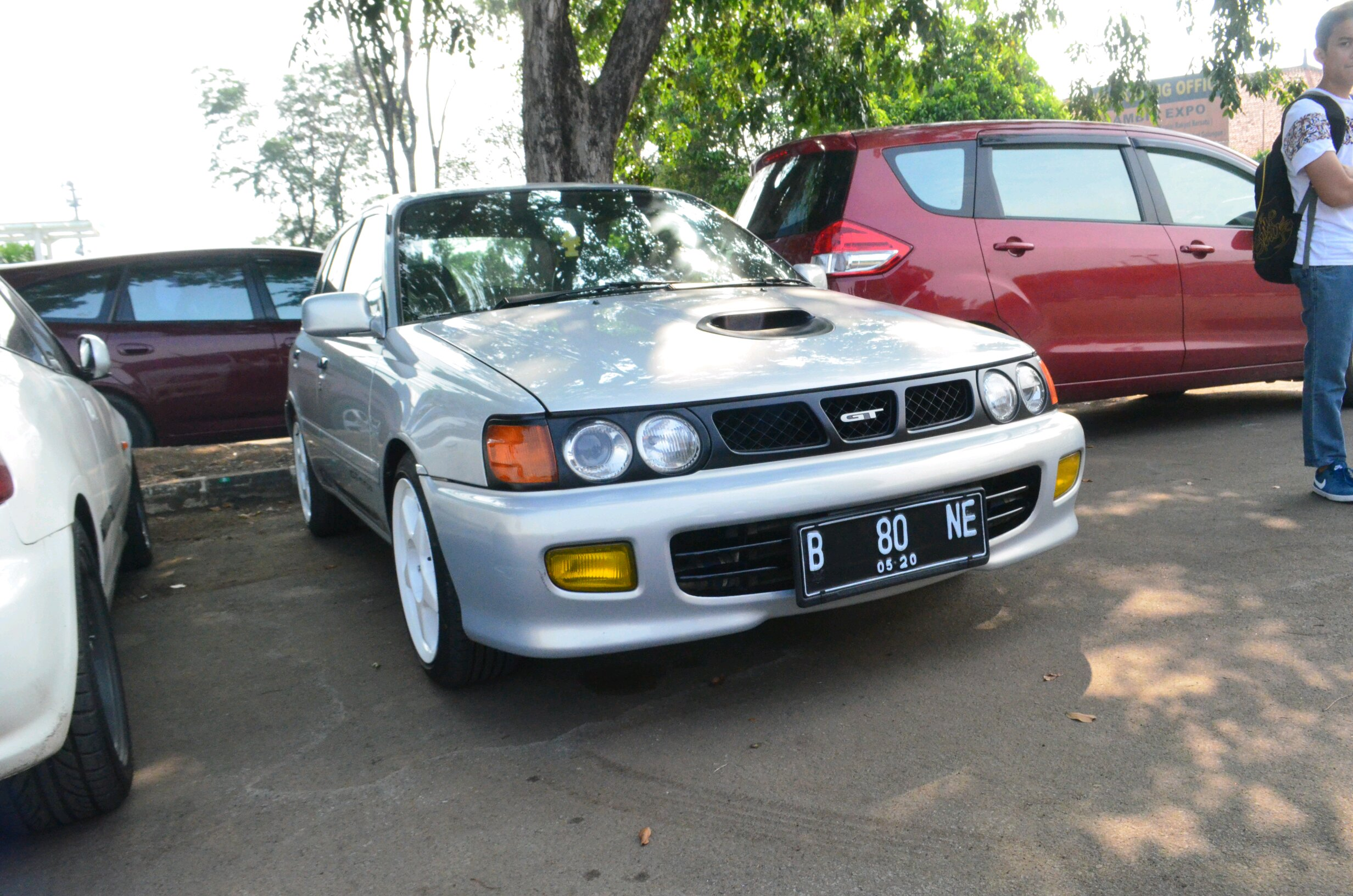 Spotted This Rare Starlet Turbo In Jakarta Indonesia