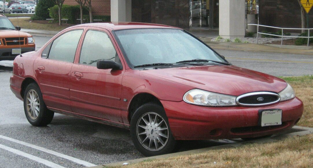 1996 ford contour 1996 ford contour