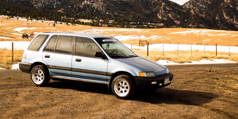 Kelebihan Honda Civic 1989 Spesifikasi