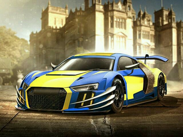 Wolverines Fing Badass Audi R V GTR - 2018 audi r8 gt